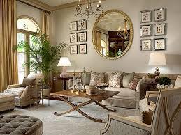 Design Living Room Classic Elegant