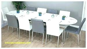 Dining Tables For 8 Oval Table Lovely Inspirational Set Image Square