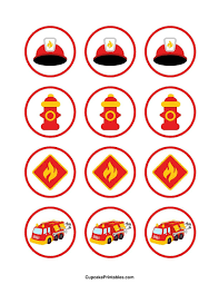 Resultado De Imagen Para Recuerdos Cumpleaños De Bombero | Paw ... Fire Engine Cupcake Toppers Fire Truck Cupcake Set Of 12 In 2018 Products Pinterest Emma Rameys Firetruck 3rd Birthday Party Lamberts Lately Fireman Firehouse Etsy Monster Cake Ideas Edible With Free Printables How To Nest For Less Refighter Boy Truck Topper Image Rebecca Cakes Bakes Pin By Diana Olivas On Diana Cupcakes Fondant Red Yellow Rad Hostess The Mommyapolis