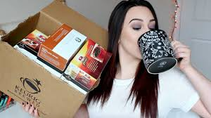 Keurig 20 Pumpkin Spice Latte by Keurig Coffee Haul Youtube