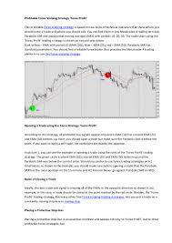 100 Ema 10 Profitable Forex Scalping Strategy Forex Profit