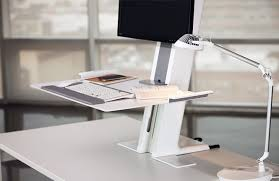 Humanscale Standing Desk Converter by Three Standing Desks We Tried And Liked