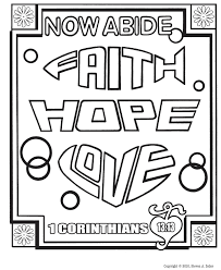 Bible Coloring Pages Timothy