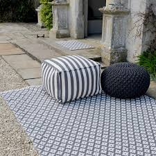 Outdoor Rug Graphite Extra