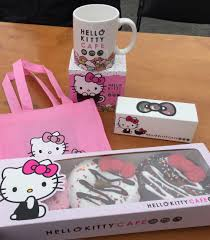 Hello Kitty Bathroom Set At Target by Hello Kitty Cafe Truck Sf Hello Kitty Pinterest Kitty Cafe