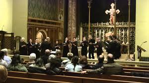choeur de chambre de chœur de chambre du québec ubi caritas imant raminsh