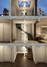 recessed lighting design for living room commercial interior