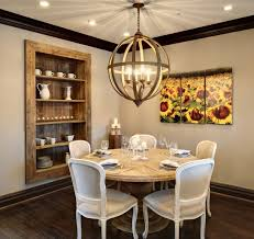 15 Dining Room Wall Decor Ideas With Rustic Ceramic Art