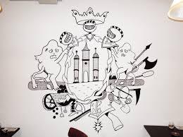 Fresh Creative Art Drywall 10377