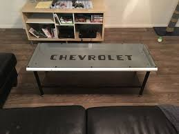Tailgate Coffee Table: 4 Steps (with Pictures)