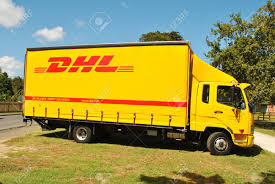 Yellow Truck With Red Letters DHL On The Side For Deliveries.. Stock ... Dhl Truck Editorial Stock Image Image Of Back Nobody 50192604 Scania Becoming Main Supplier To In Europe Group Diecast Alloy Metal Car Big Container Truck 150 Scale Express Service Fast 75399969 Truck Skin For Daf Xf105 130 Euro Simulator 2 Mods Delivery Dusk Photo Bigstock 164 Model Yellow Iveco Cargo Parked Yellow Delivery Shipping Side Angle Frankfurt