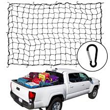 100 Truck Bed Organizer Amazoncom Houseables Bungee Net Cover 5mm Thick 4 X