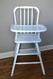 Light Wood Eddie Bauer High Chair by Dining Room Alluring Jenny Lind Wooden High Chair Booster Seat