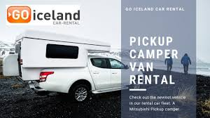 Pickup Camper Van Rental - Go Iceland Car Rental - YouTube Nky Rv Rental Inc Reviews Rentals Outdoorsy Truck 30 5th Wheel Rv Canada For Sale Dealers Dealerships Parts Accsories Car Gonorth Renters Orientation Youtube Euro Star Apollo Motorhome Holidays In Australia 3 Berth Camper Indie Worldwide Vacationland Cruise America Standard Model Tampa Florida Free Unlimited Miles And Welcome To Denver Call Now 3035205118