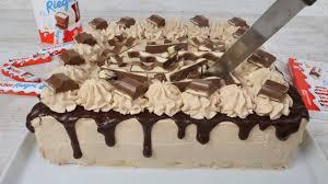 cookbakery no bake kinderriegel torte rezept