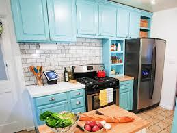 Kitchen Theme Ideas Blue by Contemporary Blue Kitchen Cabinets On Kitchen Design Ideas
