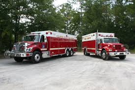 100 Used Rescue Trucks CCFR Apparatus Types