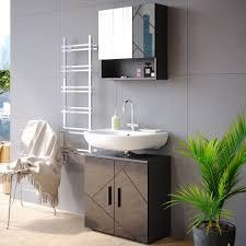 vicco badezimmer set badmöbel set badezimmermöbel irma spiegelschrank unterschrank badkommode kaufen otto