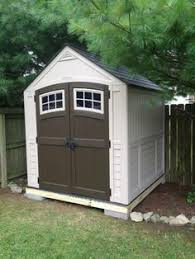 Home Depot Storage Sheds by Handy Home Products Majestic 8 Ft X 12 Ft Wood Storage Shed