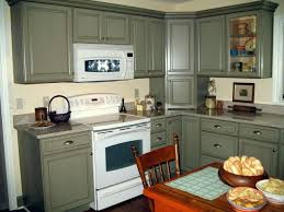 Love The Green Cabinets