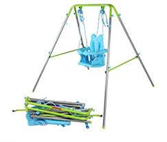 siege balancoire enfant hlc 039 nouveau balançoire pliable bébé enfant avec siège et sac