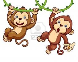 LOVE The Monkey On Right For A Mila Tattoo Because Shes My Lil