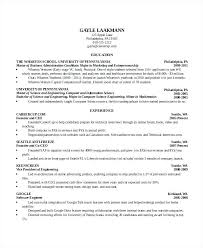 Sample Resume Format For Experienced Candidates Unique Graduate Template New Rising Star Student Examples