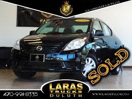 100 Lara Truck Sales Used 2013 Nissan Versa For Sale In Duluth GA 30096