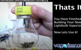 How to Make a Homemade Lightbulb Vaporizer Free HD