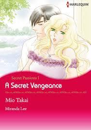 A Secret Vengeance Harlequin Comics
