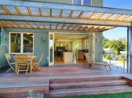 Diy Wood Patio Cover Kits by Modern Patio Cover Design Ideas Landscaping Network House
