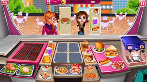 100 Food Truck Games Street Kitchen Cooking YouTube