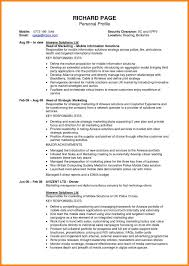Personal Profile Format Sample Template Example Doc   Free Resume Reasons Why This Is An Excellent Resume Best Format By Joan E Example For Job Malaysia New 27 Free Loan Officer Livecareer Excellent Graduate Cv Examples Tacusotechco Mckinsey Sample Digitalprotscom Customer Service Skills Unique Examples Listed By Type And Summary Section Of Professional For Your 2019 Application 8 Example Of Waa Mood