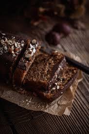 saftiger marroni cake mit schokolade