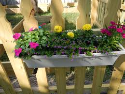 Decorative Garden Fence Home Depot by Vinyl Yard Fencing Home Depot Bamboo Fence Panels Loversiq