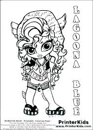 Disney Easter Coloring Pages To Print Out Fun Printable Monster High