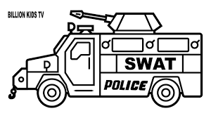 100 Youtube Trucks For Kids Coloring Pages Maxresdefaultring And Cars Drawing Swat