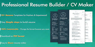Free Resume Builder – CV Maker For Android - APK Download Cv Templates Resume Builder With Examples And Mplates Best Free Apps For Android Devices Cv Plusradioinfo Cvsintellectcom The Rsum Specialists Online Maker Online Create A Perfect Now In 5 Mins Professional Examples Pdf Apk Download Creative Websites Nversreationcom 15 Free Tools To Outstanding Visual Make Resume That Stands Out Just Minutes Enhancv Builder 2017 Maker Applications Appagg