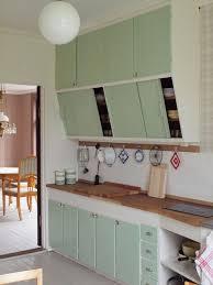 Looks Sooooo Like My Childhood Kitchen Although It Was Yellow But Still LOVE IT