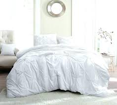 Oversized King Quilt Luxury Bedspreads Quilts White Pin Tuck Full