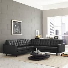 Bernhardt Brae Sectional Sofa by Arizona Leather Sectional Sofa With Chaise Top Grain Kansas