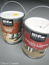 Quikrete Garage Floor Coating Colors by Paint Garage Floor Cost Paint On Garage Floor Coating Paint Garage