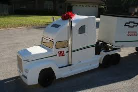 BangShift.com Mini-Freightliner