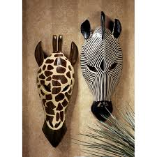 TribalStyle Animal Wall Décor Products Decor Wall Decor