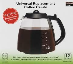 Universal Replacement Coffee Carafe