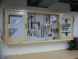 pegboard tool cabinet plans diy free download wooden garden bridge