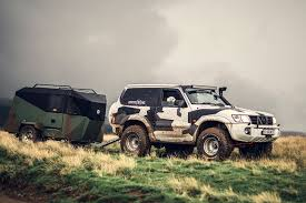 100 Whittemore Truck And Trailer Camp In Style With FIM Caravans Migrator OffRoad Travel