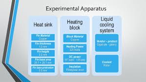 Heat Sink Materials Comparison by Water Cooled Minichannel Heat Sinks For Microprocessor Cooling Effec U2026