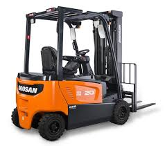 100 Industrial Lift Truck Doosan Begins Production Of Brand New Electric Forklift Truck Range