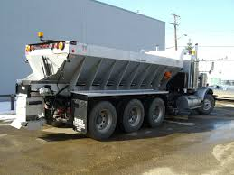 Snow Plows And Salt Spreaders For Trucks | Commercial Truck Equipment